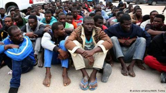 Img : Senegal fuming over reported 'slave markets' in Libya