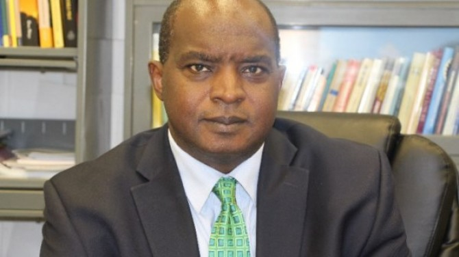 Img : President Bio appoints Dr Alie Kabba as Foreign Minister